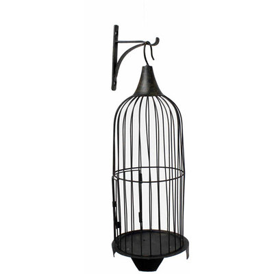 Sage & Co. French Market Bird Cage with Brackets