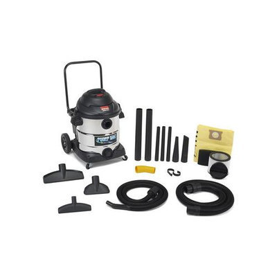 Shop VAC 14 gal 92P Wet/Dry Vacuum 6.5 Peak HP (120 Voltage). Model: 9604810
