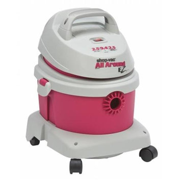Shop Vac Corporation - Import 589-52-36 2.5 Gallon 2.5 HP Wet & Dry Vac