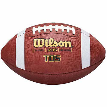 Sport Supply Group 3F1205R Wilson TDS Traditional Official Size Leather Football