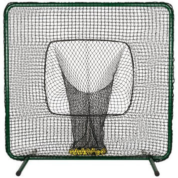 Wilson Sporting Goods Inc 7' Square Batting Practice Protective Screen from ATEC