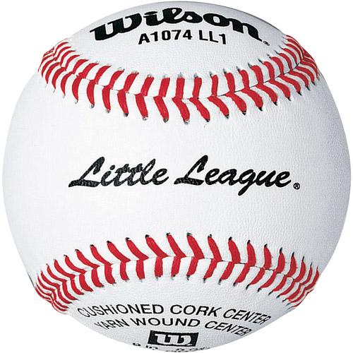 Wilson A1074BSST Little League Baseball (DZN)