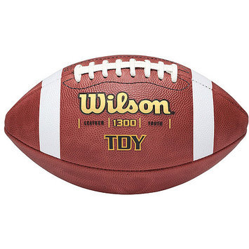 Wilson TDY Leather Football, Youth