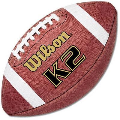 Sport Supply Group Wilson K2 Pee Wee Leather Football