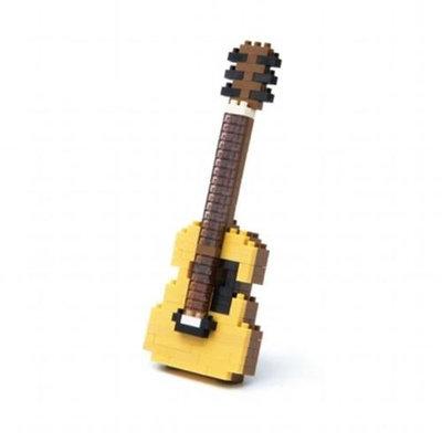 THE OHIO ART COMPANY 58324 nanoblock Acoustic Guitar