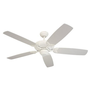 Monte Carlo 5MS52TW Ceiling Fan - Mansion in Textured White