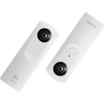 Ricoh Theta m15 360-Degree Spherical Digital Camera (White)