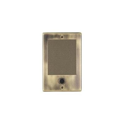 Broan-Nutone NDB300AB NM Series Door Speaker, Antique Brass