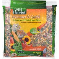 Wild Harvest Hamster & Gerbil Advanced Nutrition Diet, 4 lb