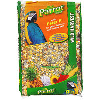 8 In 1 Wild Harvest Bird Food Parrot - 8 lbs