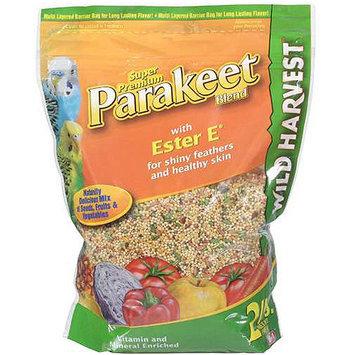 8 In 1 8-in-1 Wild Harvest: Parakeet Blend Super Premium Pets, 2 Lb