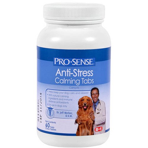 Pro-Sense Chewable Anti-Stress Calming Tablets 60 Count