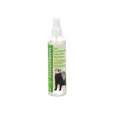 8in1 Ferretsheen 2 in1 Deodorizing Waterless Shampoo - Fresh Scent - 8 oz