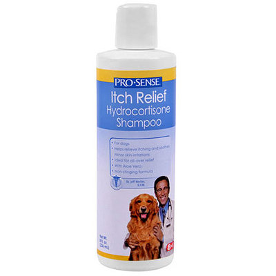Pro-Sense Itch Relief Hydrocortisone Shampoo For Dogs