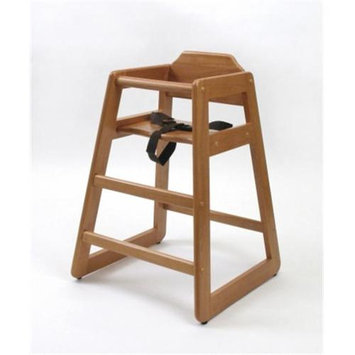 Lipper International Child's Restaurant-style High Chair Kid's
