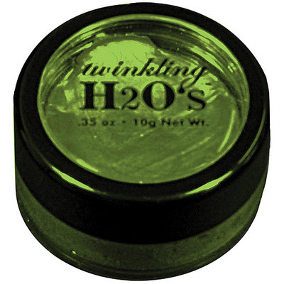 Creative Imaginations H2O-26358 Twinkling H20s Shimmering Watercolors 10 Gram Jar