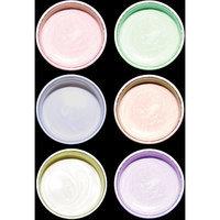 Luminarte 30727 Silks Acrylic Glaze 10ml Jars 6-Pkg-Irresistible Splendor