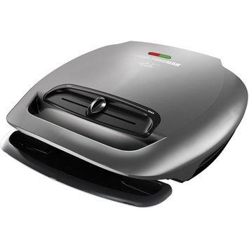 Applica Incorporated/dba Black & Decker George Foreman GR2081HM 5-Serving Classic Plate Grill with Variable Temperature