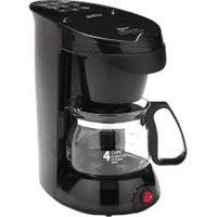 Sunbeam 883041 Coffee Maker 4 Cup Black
