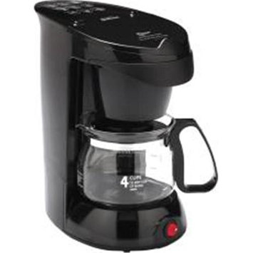 Sunbeam 883041 Coffee Maker 4 Cup Black