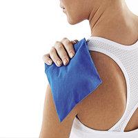 Pelstar Llc Resealable Hot/Cold Pack Blue