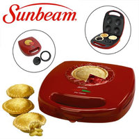 Sunbeam Red Sunbeam Mini Pie Maker