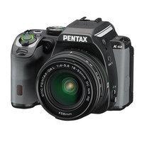 Pentax 13963 20.0 Megapixel K-s2 18-50wr Digital Slr Camera [black With Racing Stripe]