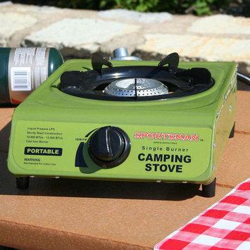 Buffalo Tools SM07523 Sportsman Series Single Burner Camping Stove