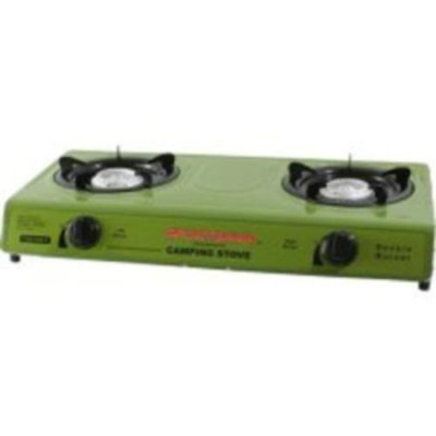 Buffalo Tools SM07524 Sportsman Series Double Burner Camping Stove