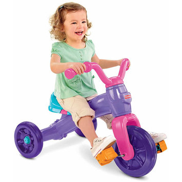 Fisher Price Grow With Me Girls Tricycle / R0322