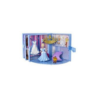 Mattel Disney Princess Favorite Moments Storybook Cinderella Playset