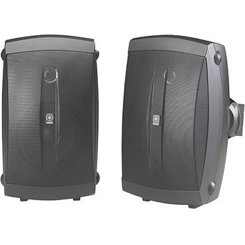 Yamaha Outdoor 2-Way Speakers Black (Pair)