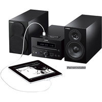 Yamaha 40W CD Micro System with iPod Dock
