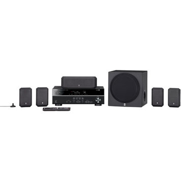 Yamaha 5.1 Channel 3D Ready Home Theater System