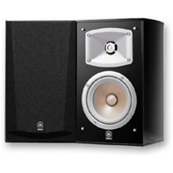 Yamaha EF Series NS333 Speakers With Crossover - Pair (Black)