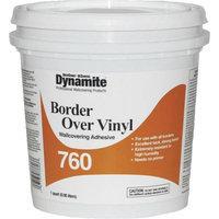 Gardner-Gibson 7760-300-16 Wallcovering Adhesive, Vinyl Border - 1 Qt