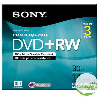 Sony 3dpw30r2hc 1.4GB Camcorder 8cm Dvd+rw