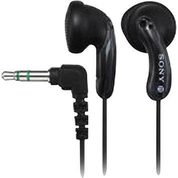 Sony Fashion Earbuds (Black) - SONY TAPE SALES COMPANY