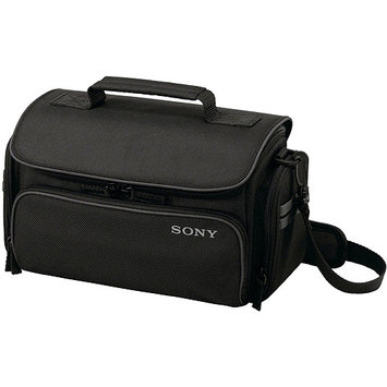 Sony Black Handycam Camcorder Soft Carrying Case - LCS-U30