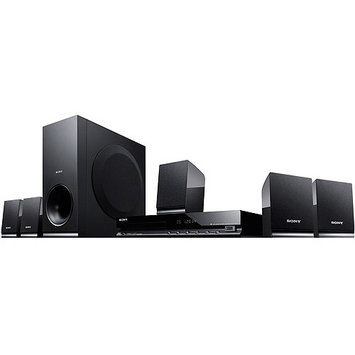 Sony DAV-TZ140 DVD Home Theater System Black