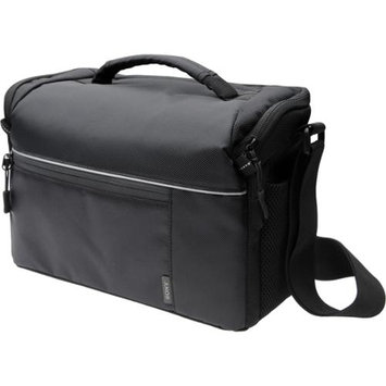 Sony LCS-SL20/B Carrying Case for Camcorder, Camera - Polyester