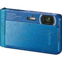 Sony Cyber-Shot DSC-TX30 Shock & Waterproof Digital Camera (Blue)