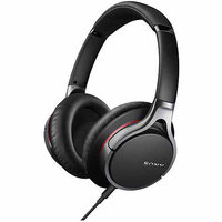 Sony Hi-Res Stereo Over-the-Ear Headphones - Black