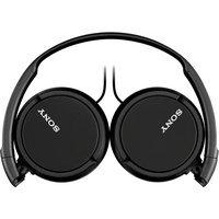 SONY White MDRZX110AP/W OH Headphone w mic/remote