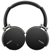 Sony - Extra Bass Over-the-ear Bluetooth Headphones