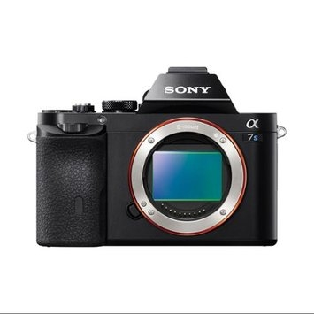Sony - A7s Dslr Camera (body Only) - Black