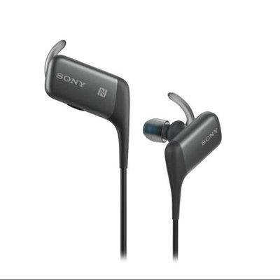 Sony - Bluetooth Wireless Earbud Headset - Black