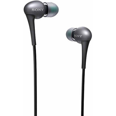 SONY Black MDRAS800AP/B Sports Headphones Water Resistant