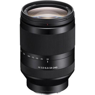 Sony Alpha E-Mount FE 24-240mm f/3.5-6.3 OSS Zoom Lens