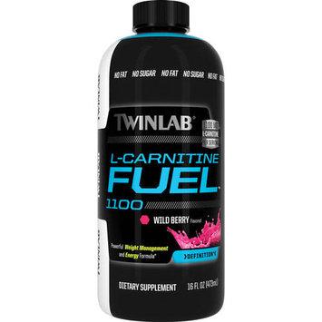 Twinlab, L-Carnitine Fuel 1100 - Wild Berry